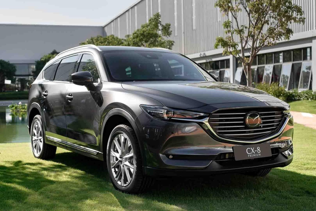 Co duoi 1,5 ty dong, nen chon Mazda CX-8 hay Toyota Fortuner? hinh anh 1