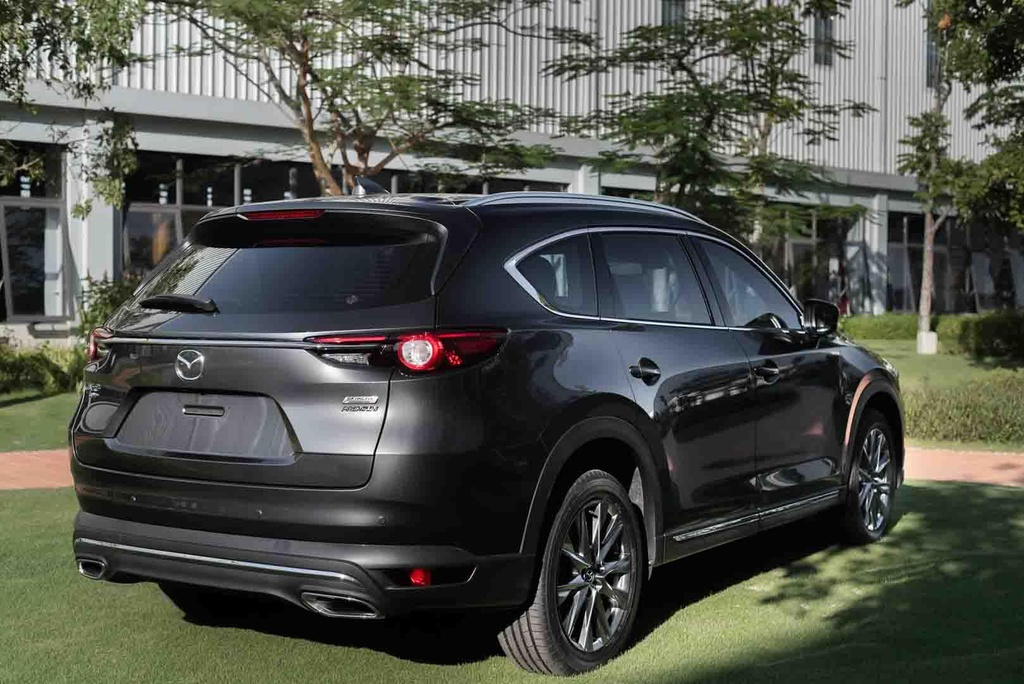 Co duoi 1,5 ty dong, nen chon Mazda CX-8 hay Toyota Fortuner? hinh anh 13