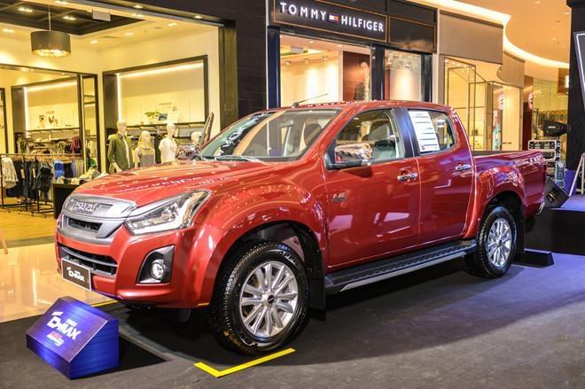 Isuzu D-Max va Toyota Hilux – 'ong trum' dat Thai, eo uot o Viet Nam hinh anh 2