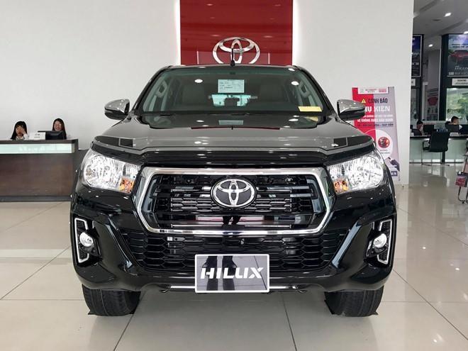 Isuzu D-Max va Toyota Hilux – 'ong trum' dat Thai, eo uot o Viet Nam hinh anh 10