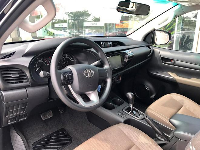 Isuzu D-Max va Toyota Hilux – 'ong trum' dat Thai, eo uot o Viet Nam hinh anh 12