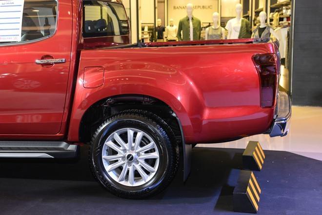 Isuzu D-Max va Toyota Hilux – 'ong trum' dat Thai, eo uot o Viet Nam hinh anh 7