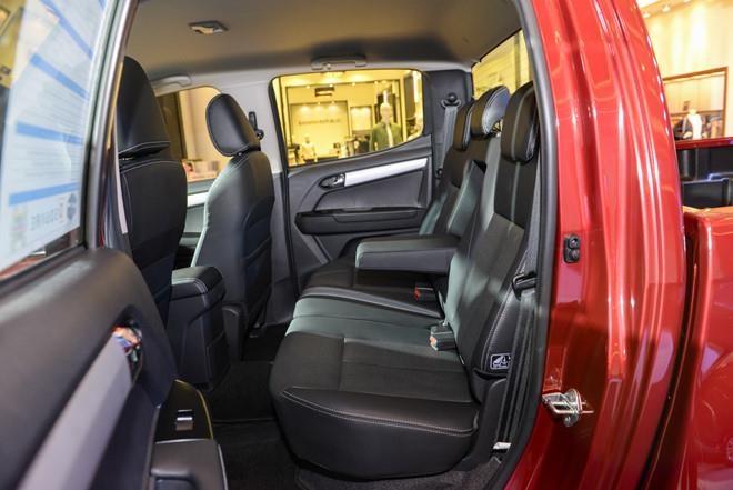 Isuzu D-Max va Toyota Hilux – 'ong trum' dat Thai, eo uot o Viet Nam hinh anh 15