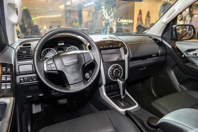 Isuzu D-Max va Toyota Hilux – 'ong trum' dat Thai, eo uot o Viet Nam hinh anh 13