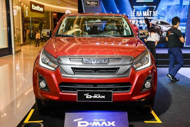 Isuzu D-Max va Toyota Hilux – 'ong trum' dat Thai, eo uot o Viet Nam hinh anh 11