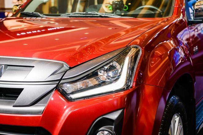 Isuzu D-Max va Toyota Hilux – 'ong trum' dat Thai, eo uot o Viet Nam hinh anh 5