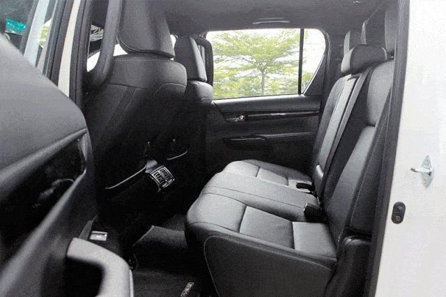 Isuzu D-Max va Toyota Hilux – 'ong trum' dat Thai, eo uot o Viet Nam hinh anh 14