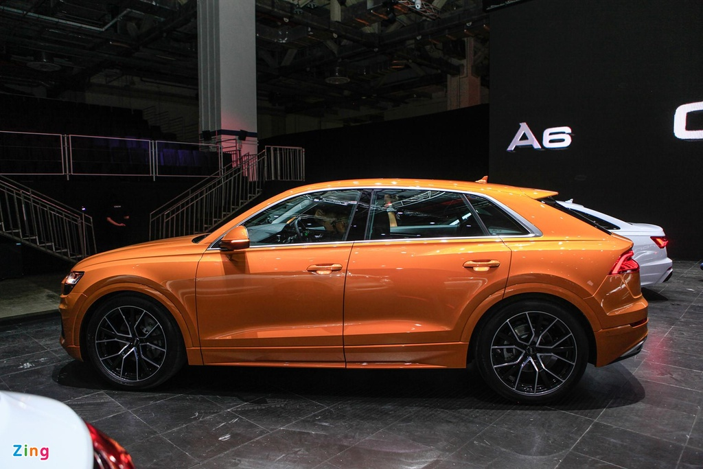 Audi Q3 Sportback 2020 lo anh tren duong thu, manh toi 400 ma luc hinh anh 1