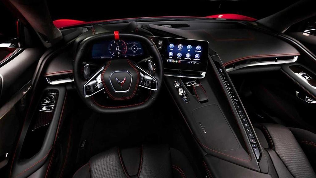 GM da lam the nao de Corvette C8 chi co gia duoi 60.000 USD? hinh anh 3