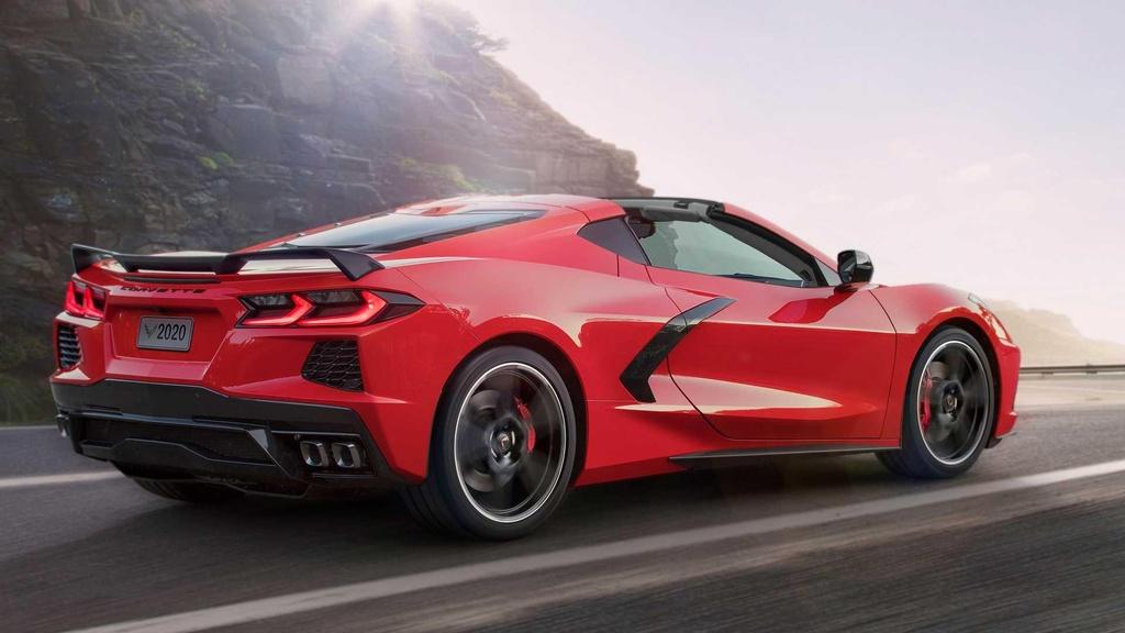 GM da lam the nao de Corvette C8 chi co gia duoi 60.000 USD? hinh anh 5