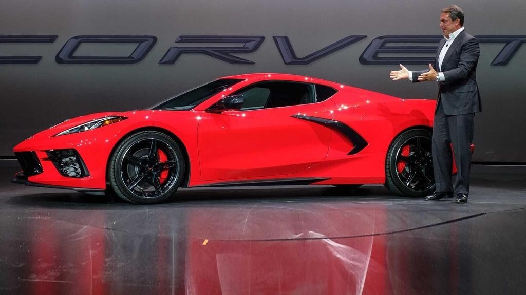 GM da lam the nao de Corvette C8 chi co gia duoi 60.000 USD? hinh anh 1