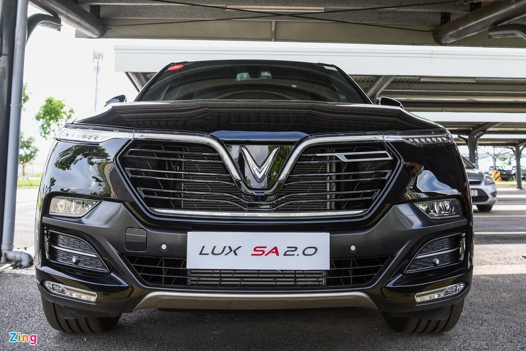 Lux SA2.0SUV 7 cho,  Peugeot 5008 anh 5