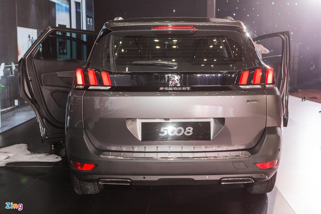 Lux SA2.0SUV 7 cho,  Peugeot 5008 anh 8