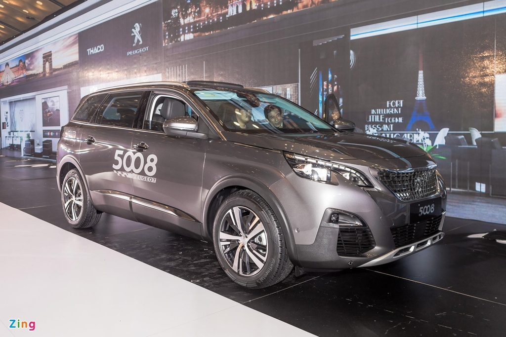 Lux SA2.0SUV 7 cho,  Peugeot 5008 anh 3