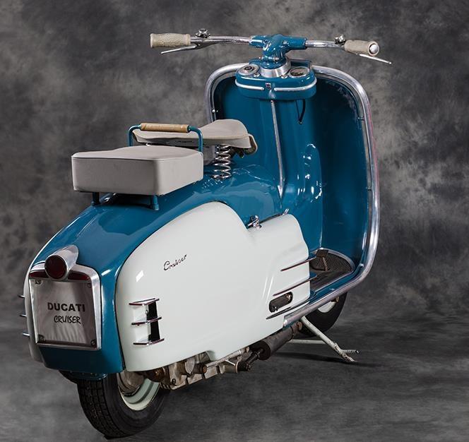 Ducati - bieu tuong moto Italy, 'khoi nghiep' tu san xuat radio hinh anh 3