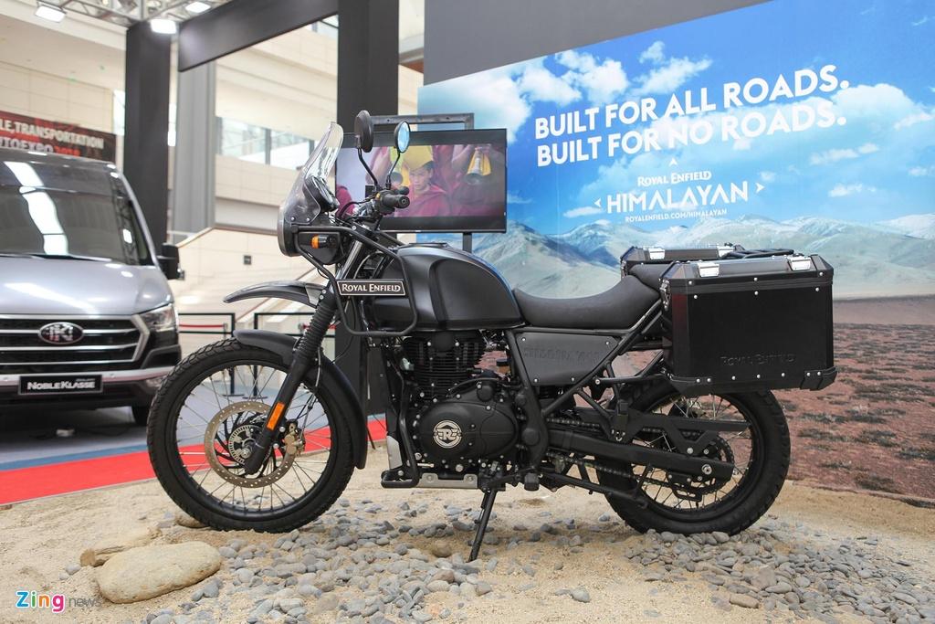 Nhung mau moto duoi 500 cc phuot thu Viet co the can nhac khi chon mua hinh anh 27