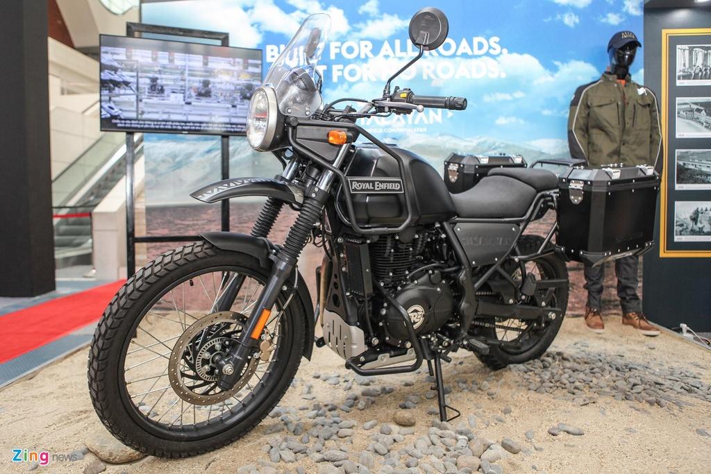 Nhung mau moto duoi 500 cc phuot thu Viet co the can nhac khi chon mua hinh anh 24