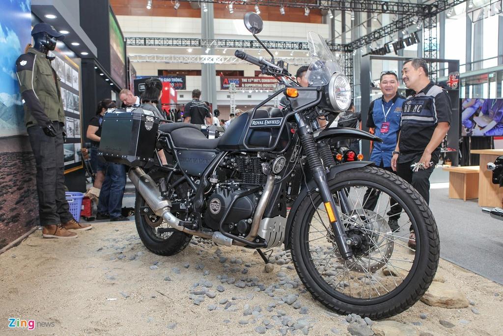 Nhung mau moto duoi 500 cc phuot thu Viet co the can nhac khi chon mua hinh anh 25