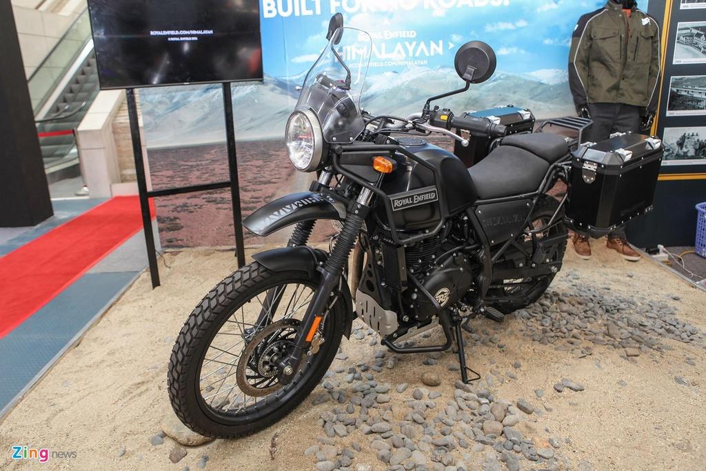 Nhung mau moto duoi 500 cc phuot thu Viet co the can nhac khi chon mua hinh anh 29