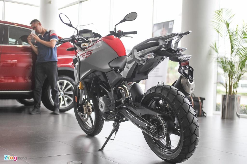 Nhung mau moto duoi 500 cc phuot thu Viet co the can nhac khi chon mua hinh anh 20