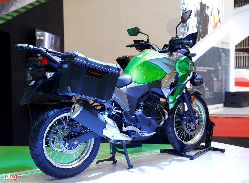 Nhung mau moto duoi 500 cc phuot thu Viet co the can nhac khi chon mua hinh anh 9