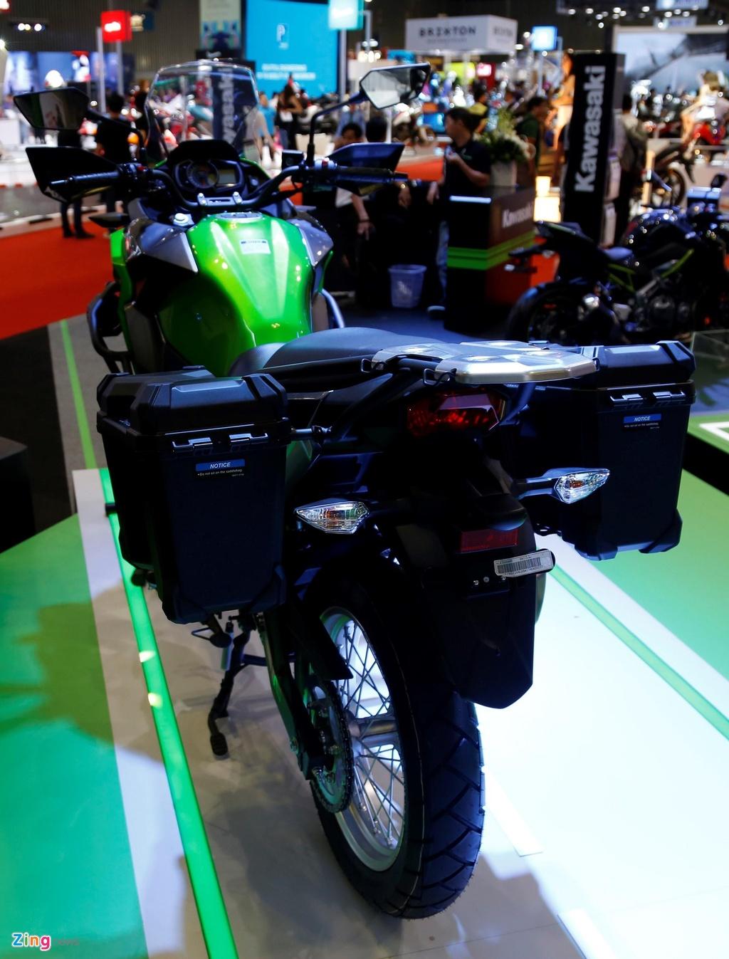 Nhung mau moto duoi 500 cc phuot thu Viet co the can nhac khi chon mua hinh anh 14