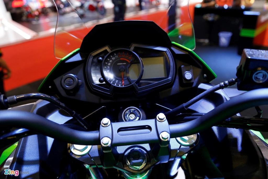 Nhung mau moto duoi 500 cc phuot thu Viet co the can nhac khi chon mua hinh anh 13
