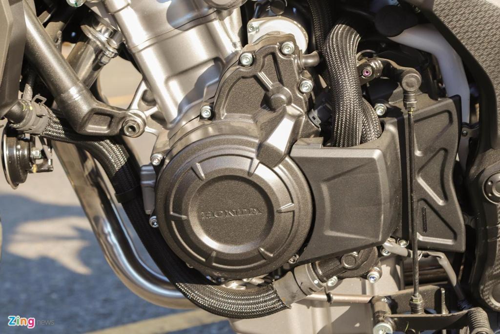 Nhung mau moto duoi 500 cc phuot thu Viet co the can nhac khi chon mua hinh anh 5