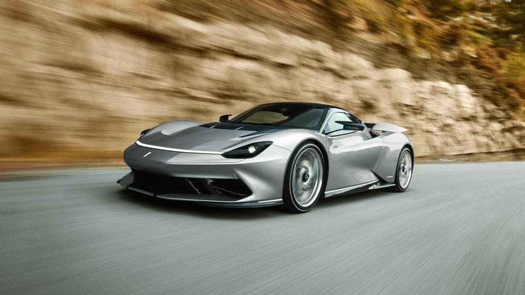 Pininfarina Battista – sieu xe dien chi mat 2 giay de dat 100 km/h hinh anh 4