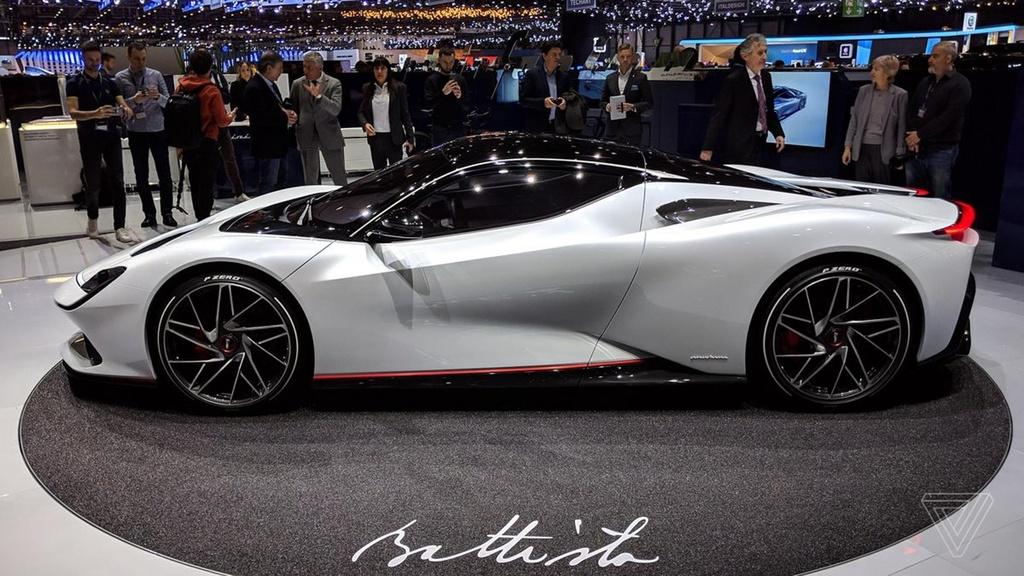 Pininfarina Battista – sieu xe dien chi mat 2 giay de dat 100 km/h hinh anh 3