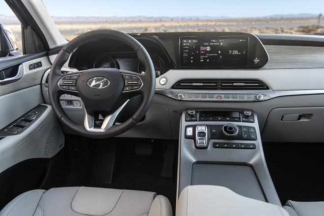 so sanh Ford Explorer va Hyundai Palisade,  suv co lon anh 10