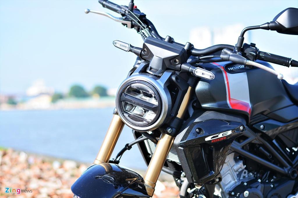 Naked-bike 150 cc, chon Honda CB150R hay Yamaha MT-15? hinh anh 4