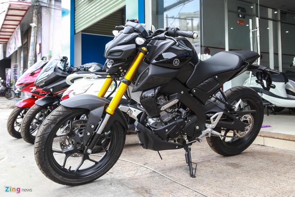 Naked-bike 150 cc, chon Honda CB150R hay Yamaha MT-15? hinh anh 7