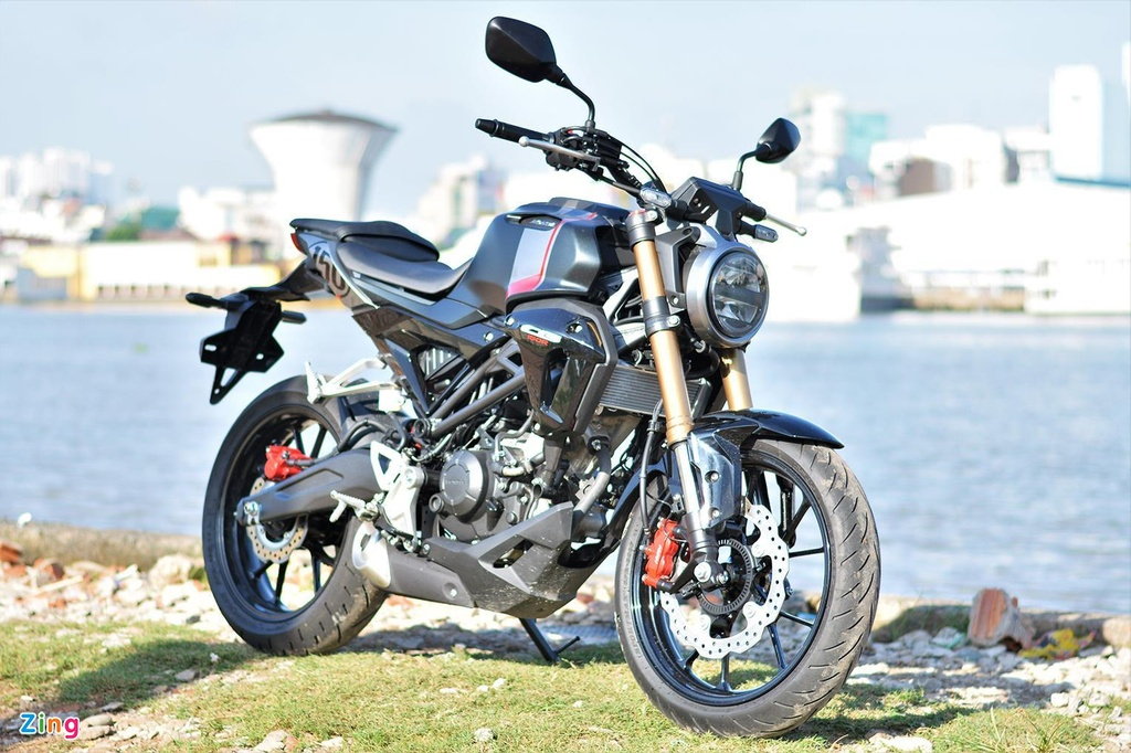 Mot so mau naked-bike 150 cc vua tui tien tai Viet Nam hinh anh 3