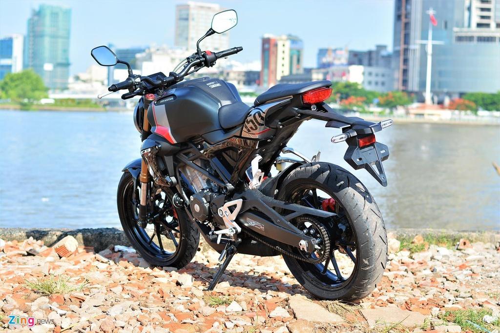 Mot so mau naked-bike 150 cc vua tui tien tai Viet Nam hinh anh 9