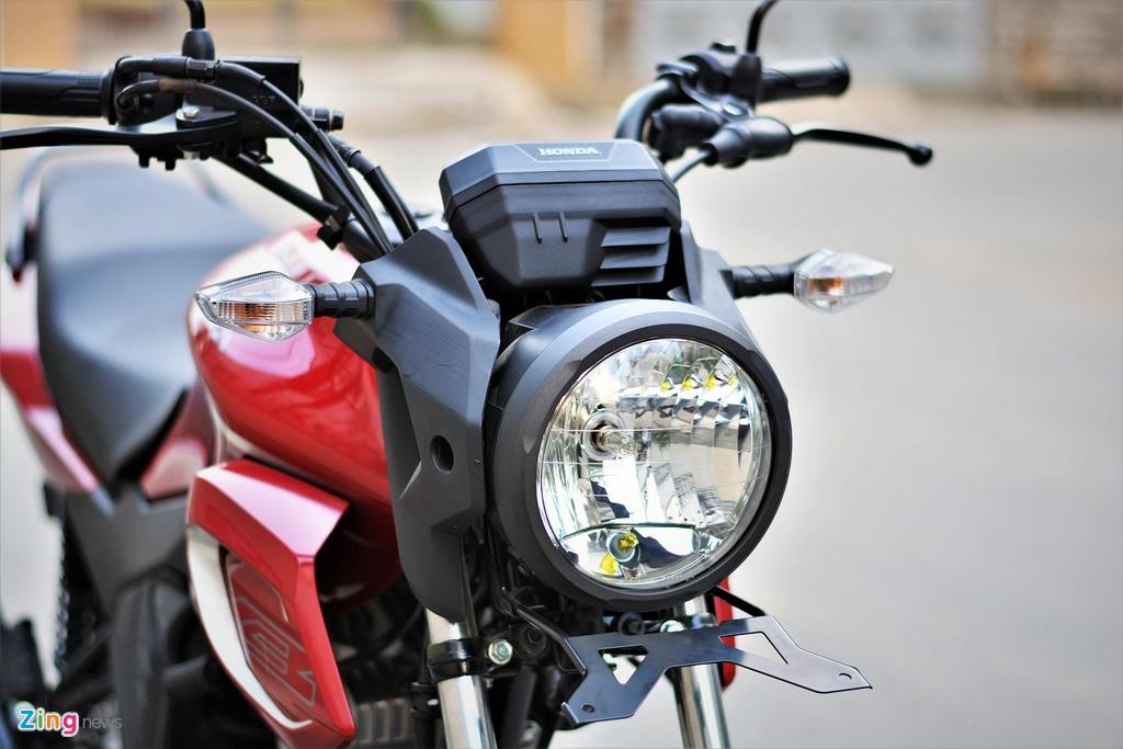 Mot so mau naked-bike 150 cc vua tui tien tai Viet Nam hinh anh 17