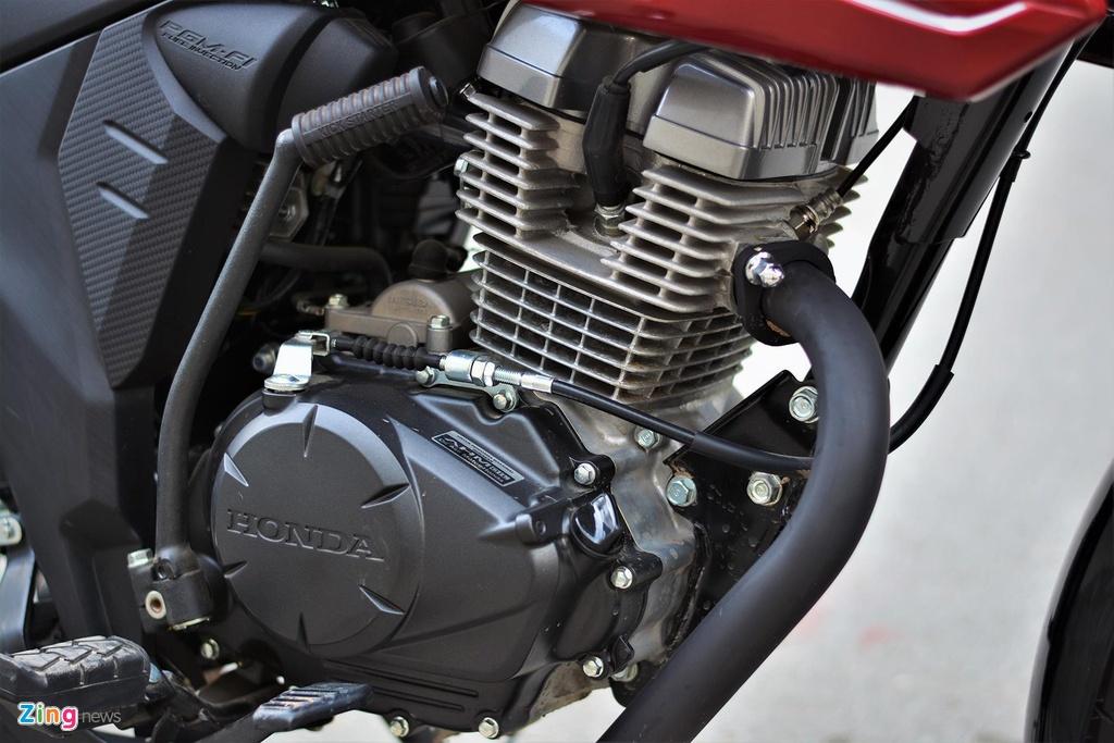 Mot so mau naked-bike 150 cc vua tui tien tai Viet Nam hinh anh 22