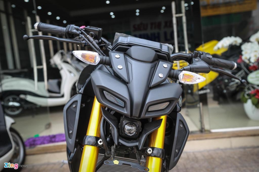 Mot so mau naked-bike 150 cc vua tui tien tai Viet Nam hinh anh 11
