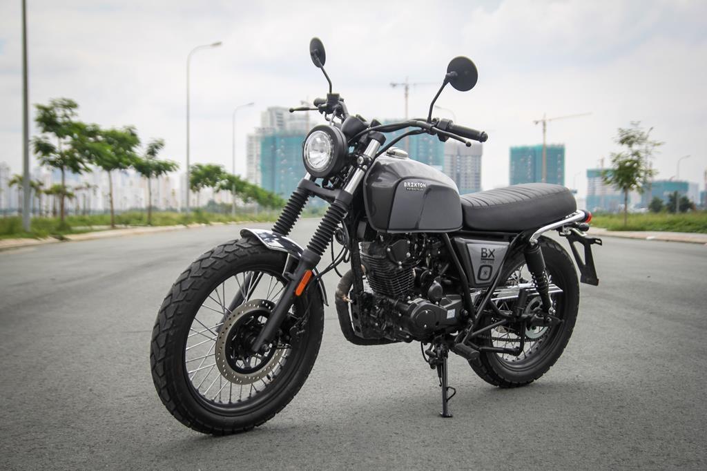 Mot so mau naked-bike 150 cc vua tui tien tai Viet Nam hinh anh 24