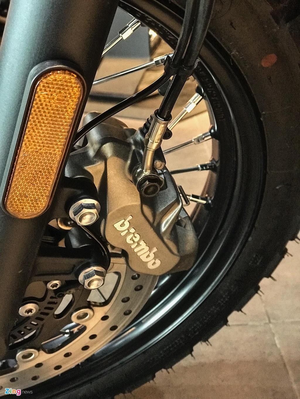 Chi tiet Triumph Street Scrambler 2019 - moto co dien hop chay pho hinh anh 5