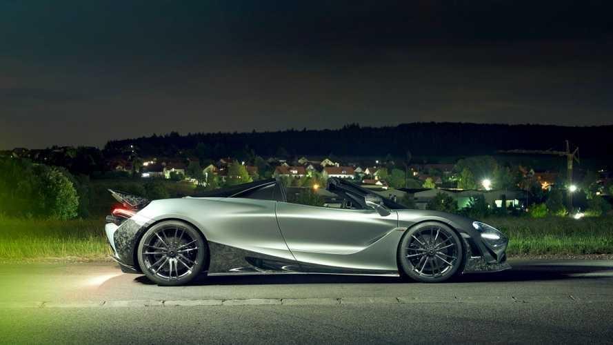 Sieu xe McLaren 720S Spider the thao hon voi ban do carbon hinh anh 7
