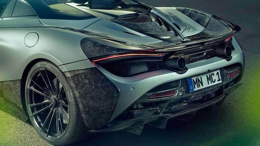Sieu xe McLaren 720S Spider the thao hon voi ban do carbon hinh anh 4