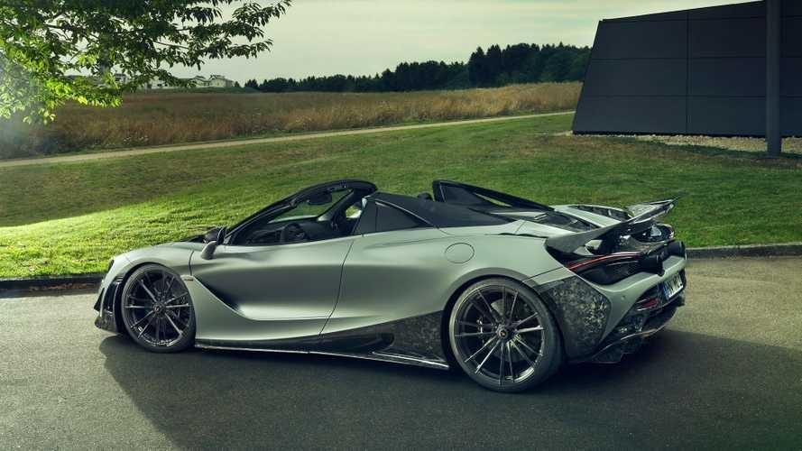 Sieu xe McLaren 720S Spider the thao hon voi ban do carbon hinh anh 5