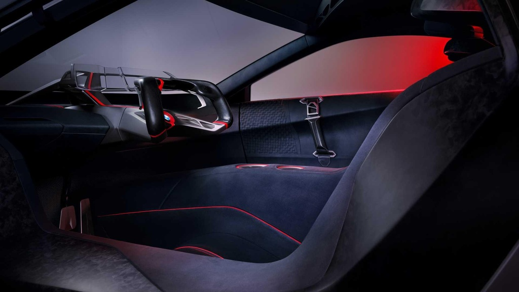 Concept BMW Vision M dep hoan hao,  lieu co i8 trong tuong lai? anh 4