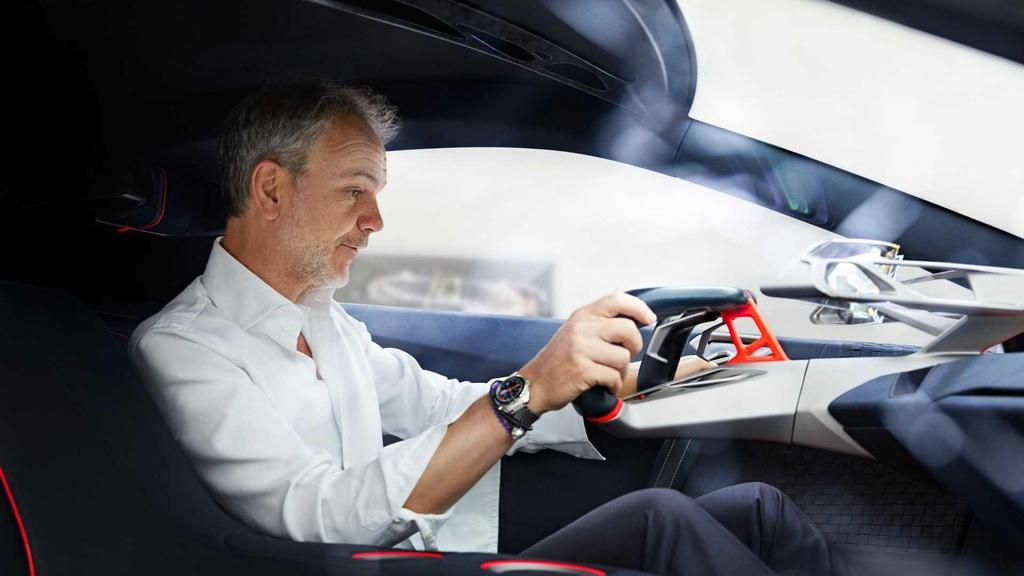 Concept BMW Vision M dep hoan hao,  lieu co i8 trong tuong lai? anh 5