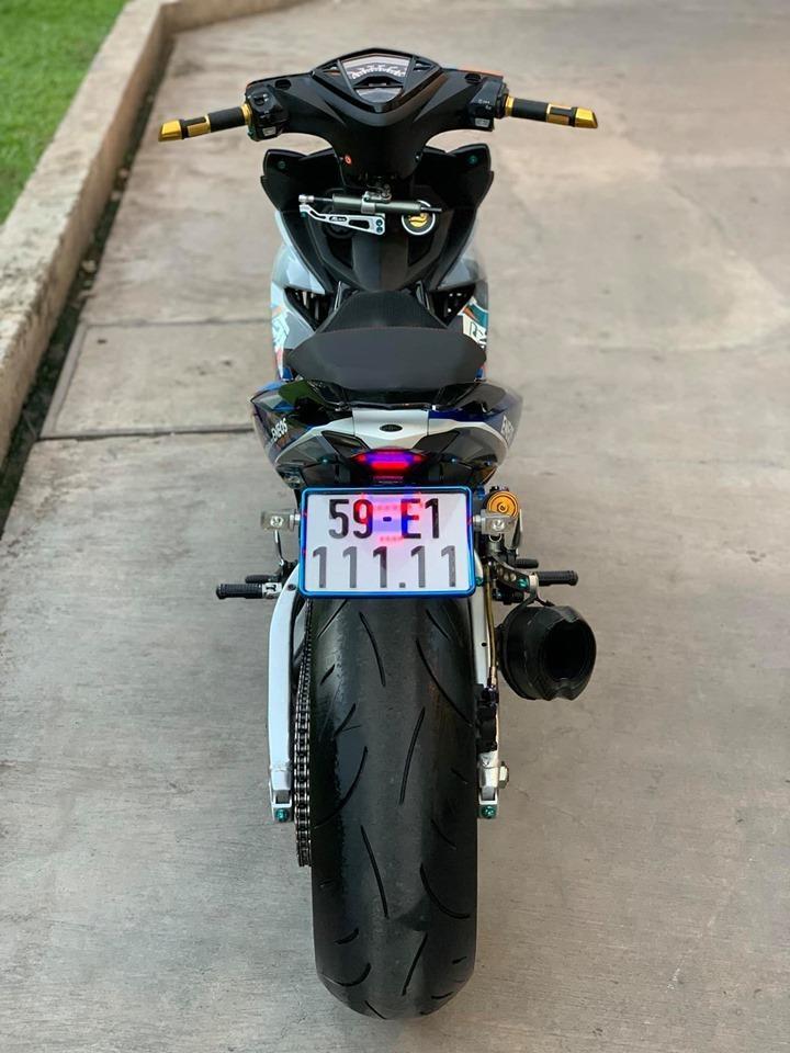 Yamaha Exciter 150 luc quy 1 o SG bien hinh thanh xe 'phan khoi lon' hinh anh 3