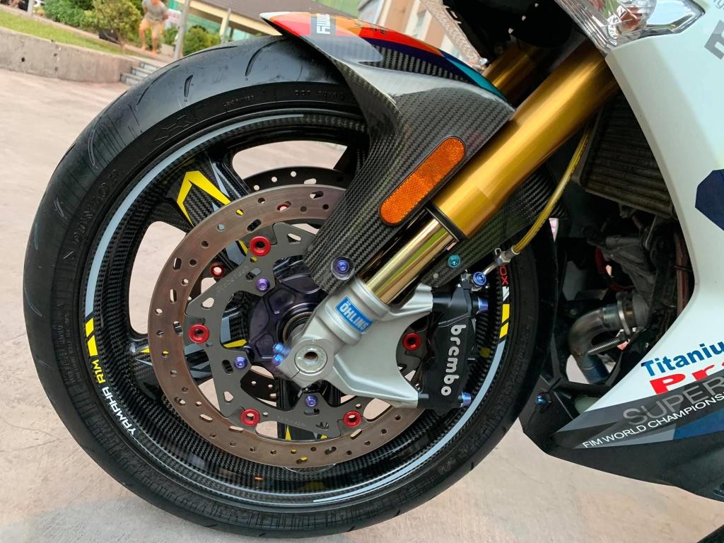 Yamaha Exciter 150 luc quy 1 o SG bien hinh thanh xe 'phan khoi lon' hinh anh 4