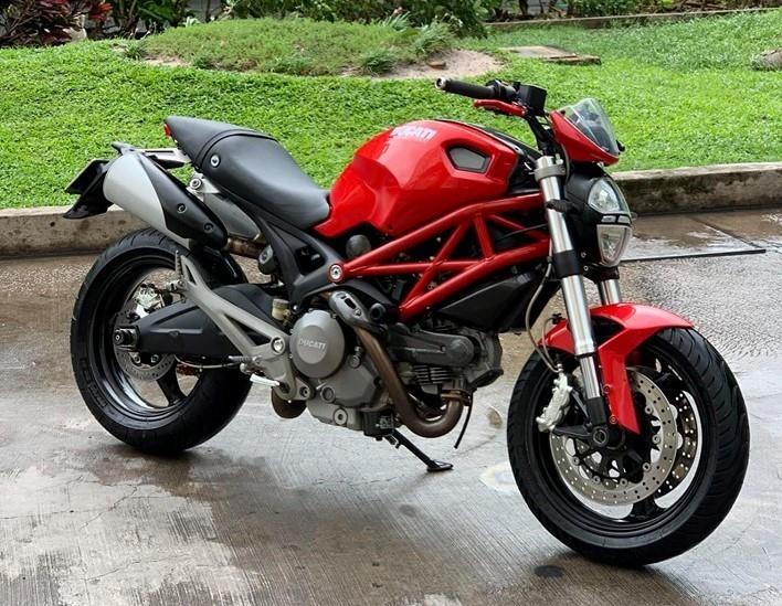 Sau 6 nam, Ducati Monster 795 co gia ban chi hon 130 trieu dong hinh anh 1