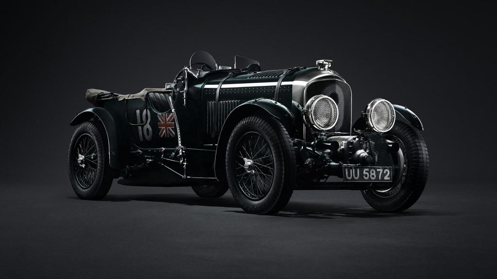 Bentley tai san xuat xe co Blower doi 1929, gioi han 12 chiec hinh anh 1