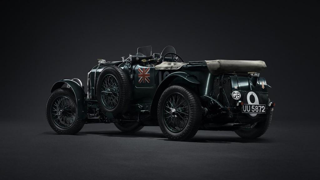 Bentley tai san xuat xe co Blower doi 1929, gioi han 12 chiec hinh anh 2
